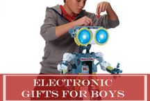 Electronic Gifts For Boys