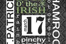 St. Patrick's Day / by Christi B