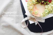 кремовые зд торты цветы