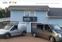 Vitalybygg.se / Byggfirma i Avesta. Responsive & Retina ready upplösning. Offert & boknigssytem.