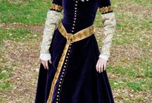 Medieval costume and equipment