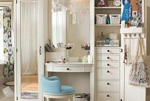 Dream Dressing Room / Spare Room Closet Ideas / by Judy Panessiti