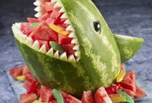 Fun with Food / Some cute treat ideas! / by Kioti Britt