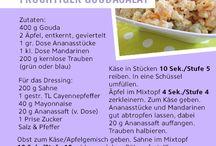 Salate, Dressings & Vorspeisen
