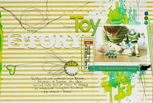 Scrapbook - Layouts