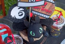 Birthday: How to Train Your Dragon