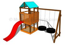 Plan de construit loc de joaca