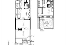 Блокированный дом/Row house