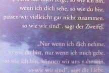 Gedanken # Zitate # Weisheiten # Sinn # / Nimm was du brauchst...♪☞⚘❤☄♫✌
