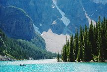 O' Canada / Beautiful places to visit in Canada / by Jodi P. Shaw