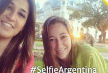 #SelfieArgentina /  Compartí tus pines con tus autofotos de viajes por #Argentina, usando el hashtag #SelfieArgentina.  Más sobre viajes en www.facebook.com/viajaportupais