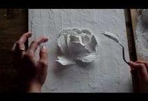 Скульптурная живопись