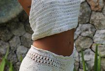 Crochets playa corto