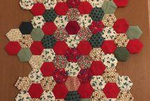 Manteles patchwork