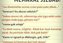 dilarang memakai jilbab