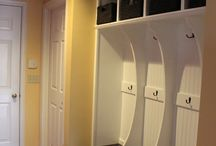 Mudroom / by Maria Dotta