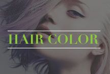 STYLENET Color / Inspiring Hair Colors