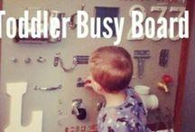 Busy Board / by Dawn Zauner
