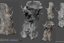 zbrush trees