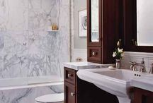 Bathroom ideas / by Amber Adank
