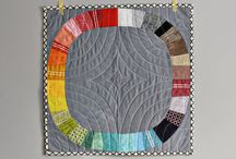 piece it together / quilt inspiration / by Kaleigh Slade