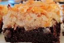 Paleo Desserts - Bars