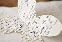 Paper and book crafts / by Rita Lyons