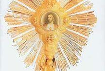 Catholic RE-Adoration of the Eucharist / by Marybeth Elizabeth