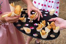 Wedding_Afternoon Food Ideas