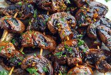 Garic mushrooms