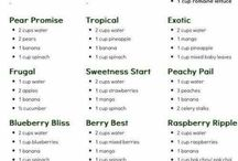 Smoothies & Blender Recipes / by Bonnie Nelson
