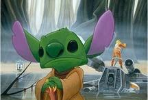 Disney's Star Wars / by Jeremy Franck