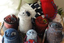 sock & glove animals