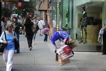 Gymnastics & Dance / by Jessica O'Beirne