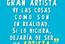 Frases de artistas