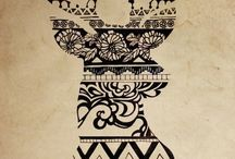 Patterns/Caligraphy