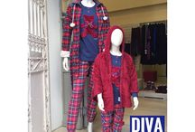 pyjamas diva underwear