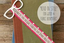 DIY bookmarks <3