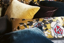 pretty pillows  / because you can never have to many! / by Maureen Cracknell Handmade