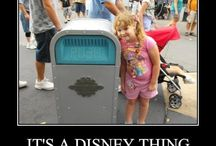 Disney Garbage Cans / Did you know all of the garbage cans around Disney are themed for the area in which they are located?  I have been fascinated by them for years. / by Denise Pilat-Curatolo