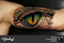 Carlox Angarita / Tattoo by: © Carlox Angarita - Colombia. More tattoo artists on www.tattoolook.com