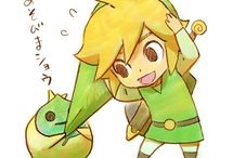 Zelda & Link!