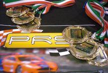 Rovigo Slot Club / Sabato 30 Novembre e Domenica 01 Dicembre 2013 il Centro ha ospitato l'ultima gara del campionato Prs Endurance 2013, corsa su una pista Ninco 8 corsie di quasi 60 metri. Il sesto appuntamento ha visto 3 squadre in appena 5 giri, e 3 modelli di 3 produttori diversi sul podio. Prima classificata la squadra di Franchi - Milano Slot, che si aggiudica anche il titolo della competizione.