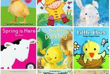 Children's books spring