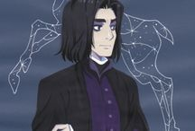 Severus the Slytherin Prince