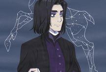 Severus the Slytherin Prince