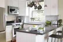 Kitchen One day... / by Stephanie Davey