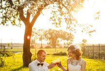 Wedding Couple photos / Photos of couples taken at weddings - www.wedabelle.com