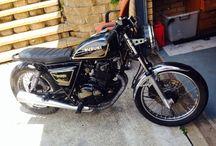suzuki gn/tu/st 250 / a build guide for my bike