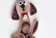 quilling animaux